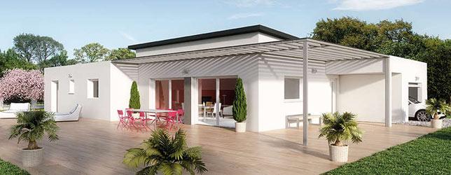 Constructeur maison personnalisable cr a concept for Construire sa maison en guadeloupe